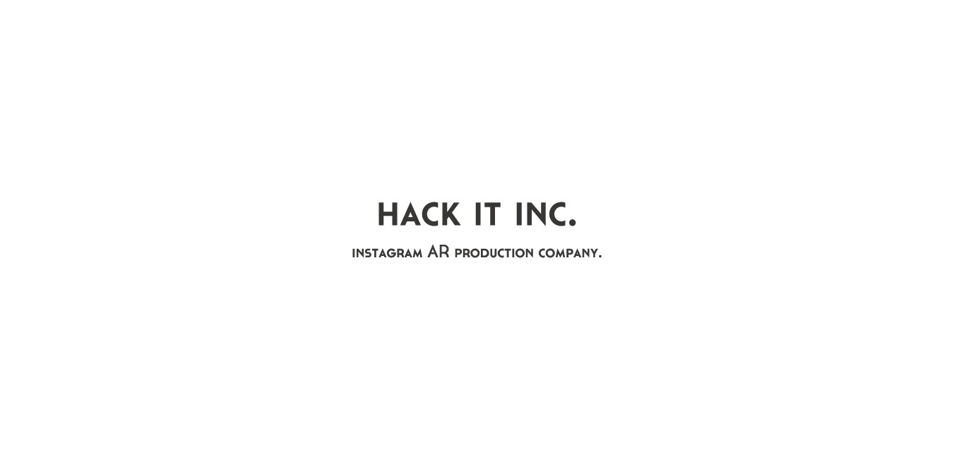 HACK IT INC.